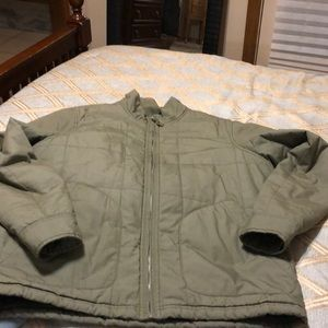 Old Navy Box Quilt Jacket